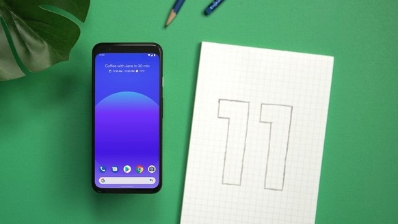 Android 11 aggiunge un cestino allo smartphone