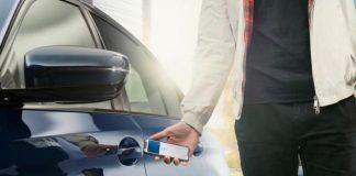 Così l'iPhone diventa la chiave dell'automobile