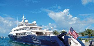 Moduli IO Link Turck Banner su un Super Yacht