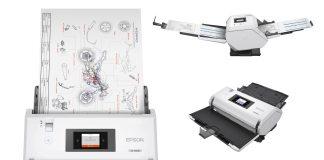 Scanner Epson per grandi volumi
