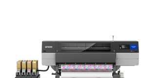 Epson presenta la nuova SureColor SC-F10000