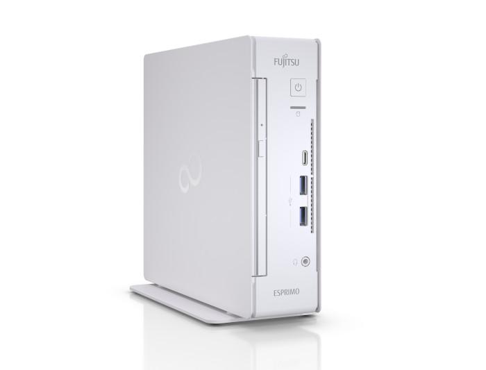 Fujitsu presenta una nuova generazione di potenti PC desktop e workstation