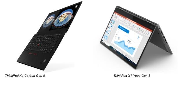 Lenovo presenta la nuova lineup di PC e dispositivi per l'office