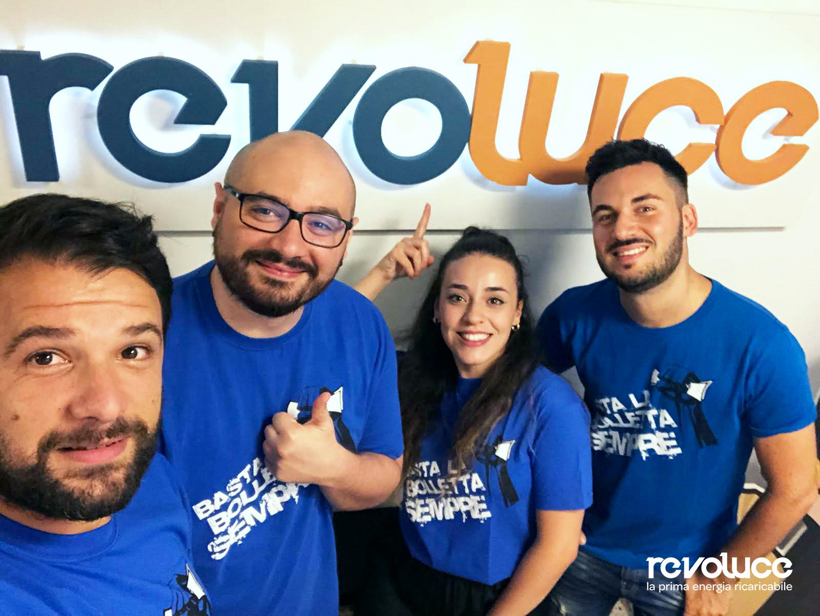 Revoluce, la startup di energia ricaricabile che ha stretto una partnership con Generali Italia