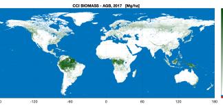 Capgemini supporta l'ESA nell'esplorazione delle biomasse forestali dallo spazio