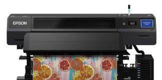 Epson annuncia la sua prima stampante con inchiostri in resina