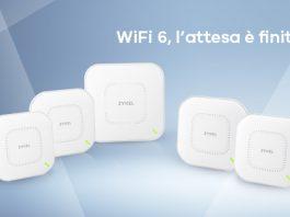 Zyxel: due nuovi modelli nella famiglia AP WiFi6