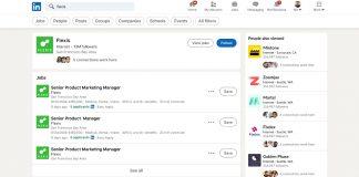LinkedIn: nuovo design della piattaforma e user experience