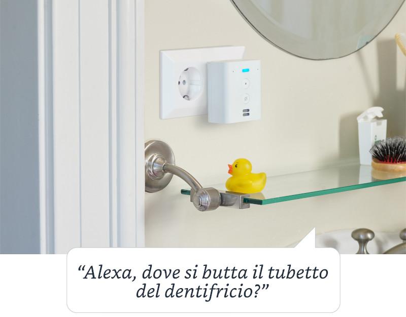 Alexa con A2A aiuta i clienti in Italia nella raccolta differenziata