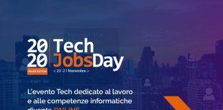 Torna il TechJobsDay, l'evento di riferimento del mondo del lavoro nell'IT