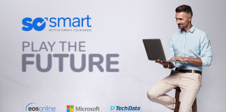 """EOS presenta la piattaforma """"So Smart"""" con Microsoft e il programma Ambizione Italia #digitalrestart"""