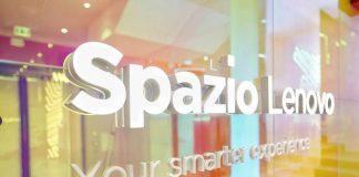 Spazio Lenovo debutta a Milano
