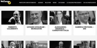 leonardo chiariglione al wechangeit forum 2020 di data manager