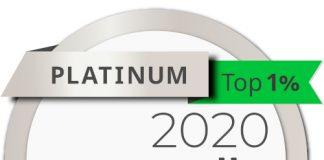 Epson raggiunge il livello Platinum di EcoVadis per la sostenibilità