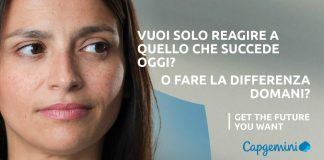 Capgemini lancia la nuova campagna di brand 'Get the future you want'