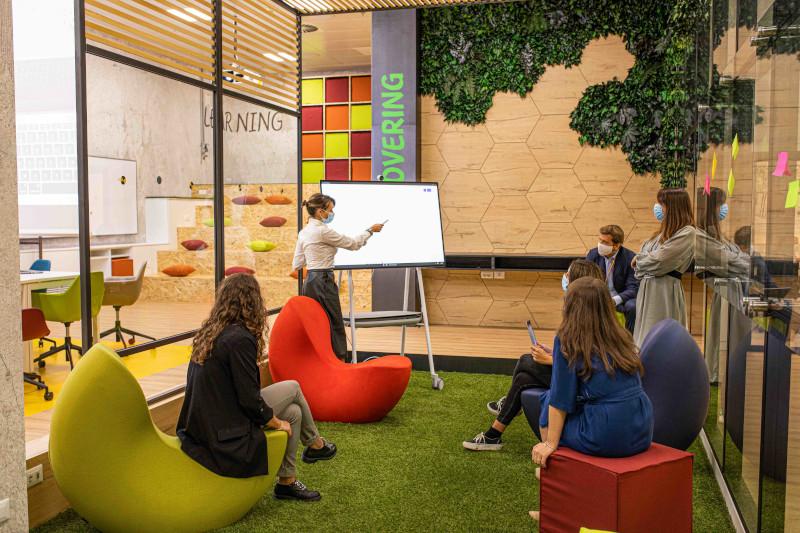 Nestlé Italia inaugura l'Innovation Garden
