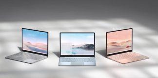 Microsoft rivela il nuovo Surface Laptop Go