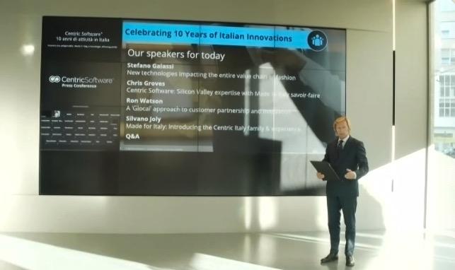 Centric Software celebra i suoi primi 10 anni in Italia