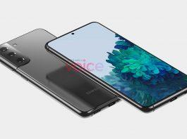 Samsung Galaxy S21 compare nei primi leak