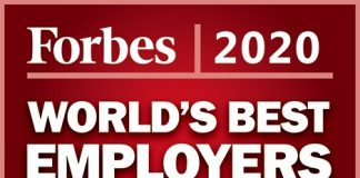 """Brother inserita tra i """"World's Best Employers"""" 2020 di Forbes"""