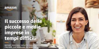 PMI italiane con Amazon.it: oltre 60 milioni di prodotti venduti