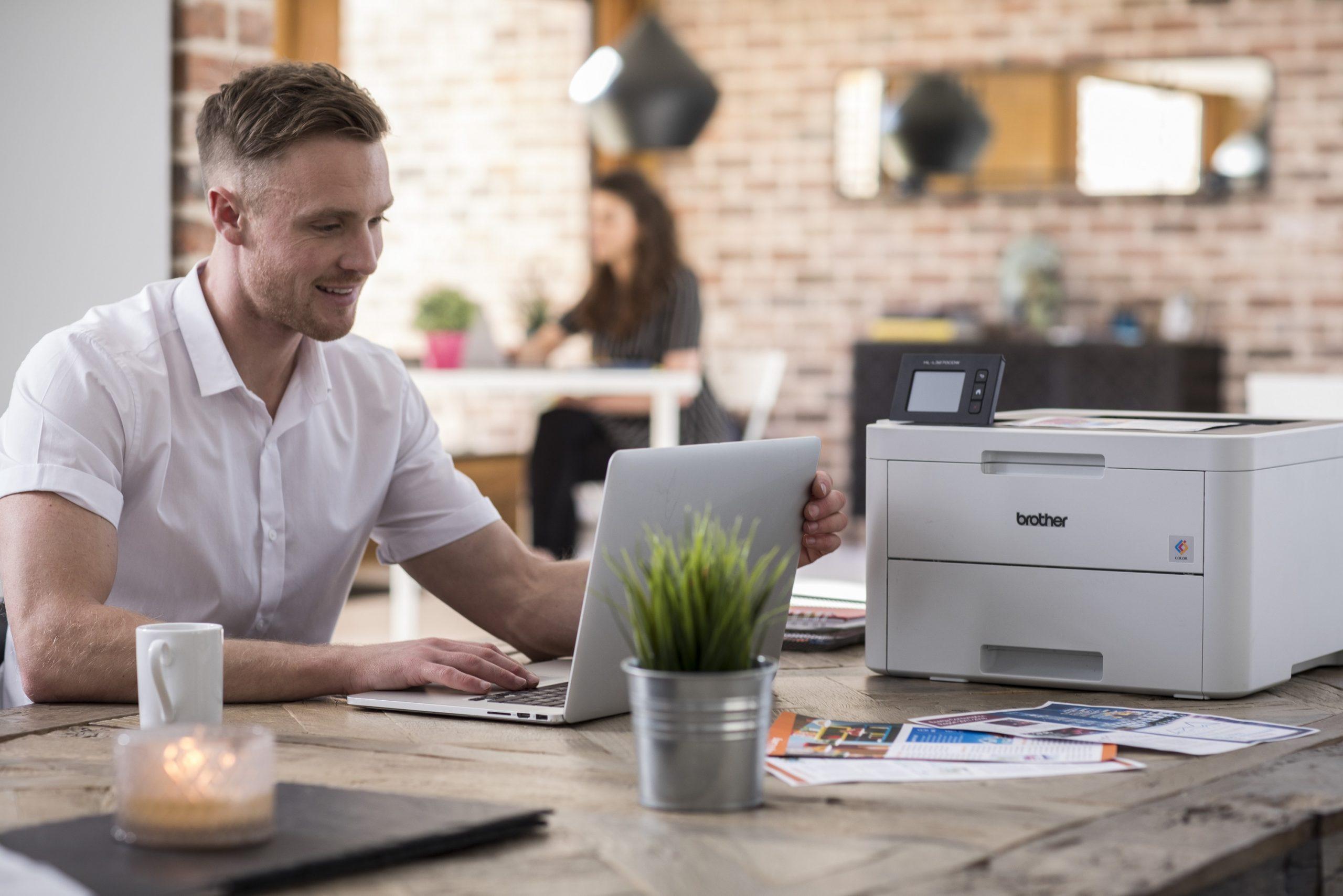 Stampanti professionali: risparmia con l'offerta Brother Office Plus