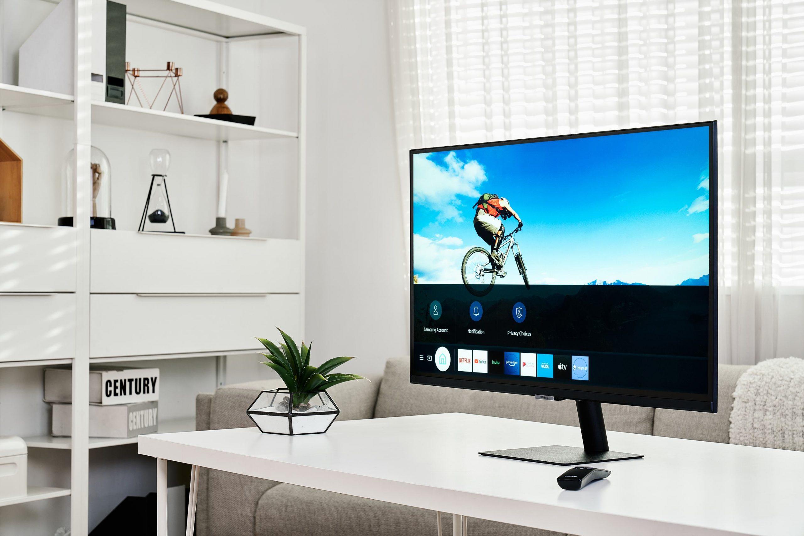 Nuovo Samsung Smart Monitor
