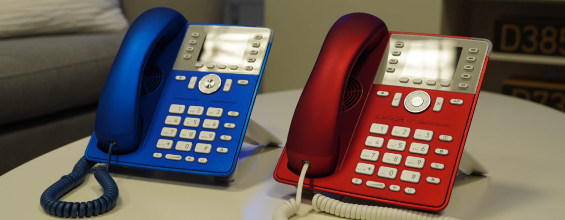 Un criterio di scelta in più: i telefoni Snom sono personalizzabili