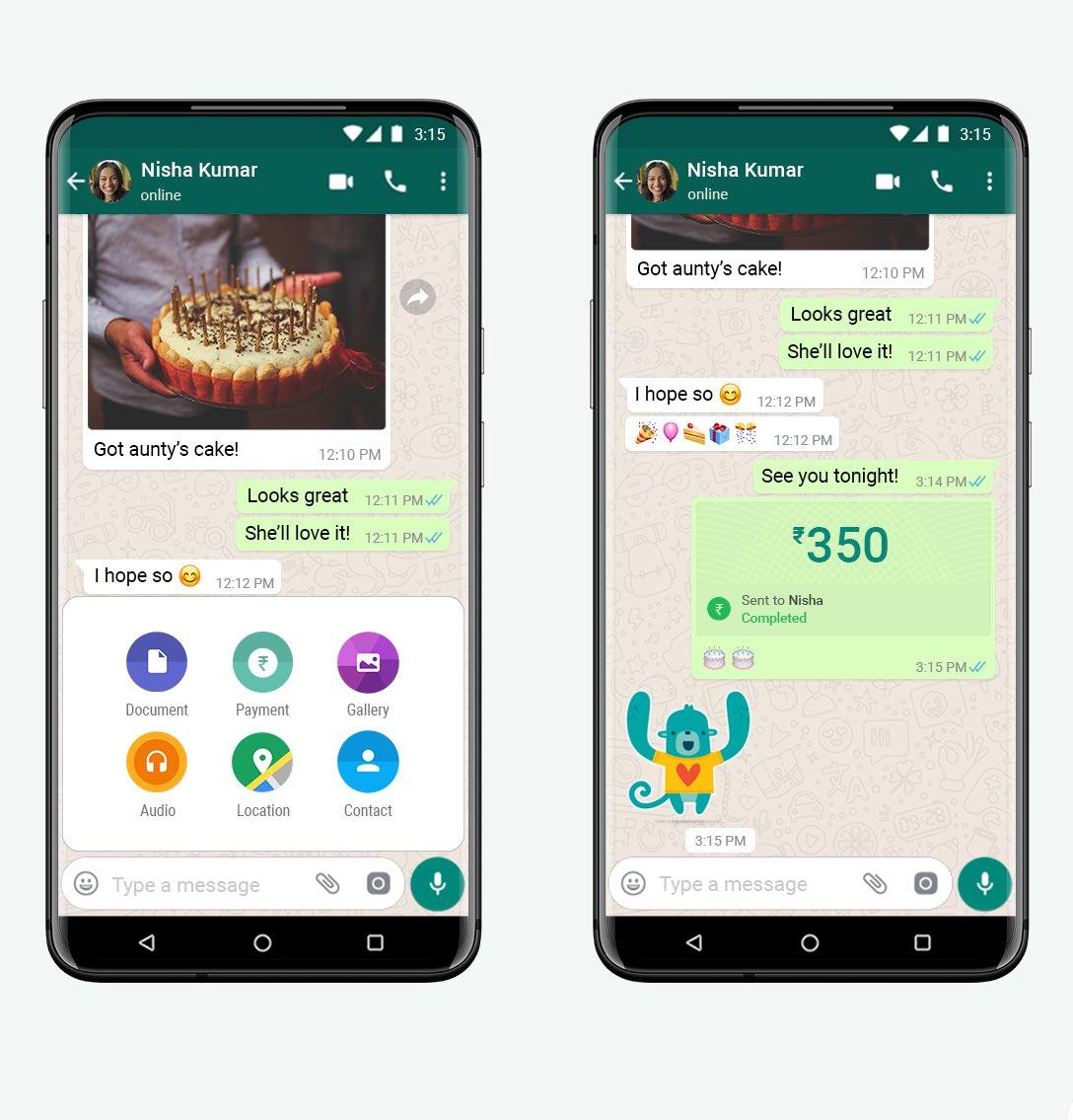 """WhatsApp rende disponibile l'opzione """"visualizza una volta"""" ai beta tester su Android"""