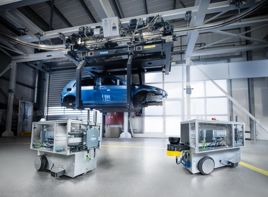 Siemens presenta il primo router industriale 5G