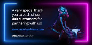 Centric Software festeggia 400 collaborazioni con i clienti
