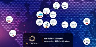 ACLOUDster, Altea UP si allea con importanti GOLD Partner SAP