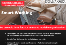 tavola rotonda data manager smart working