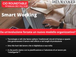 tavola rotonda data manager smart working