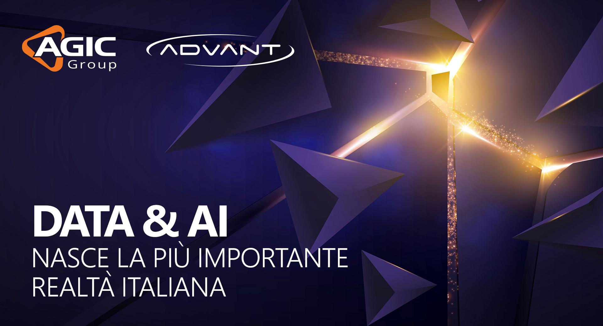 Nasce la più importante realtà italiana in ambito Data e AI