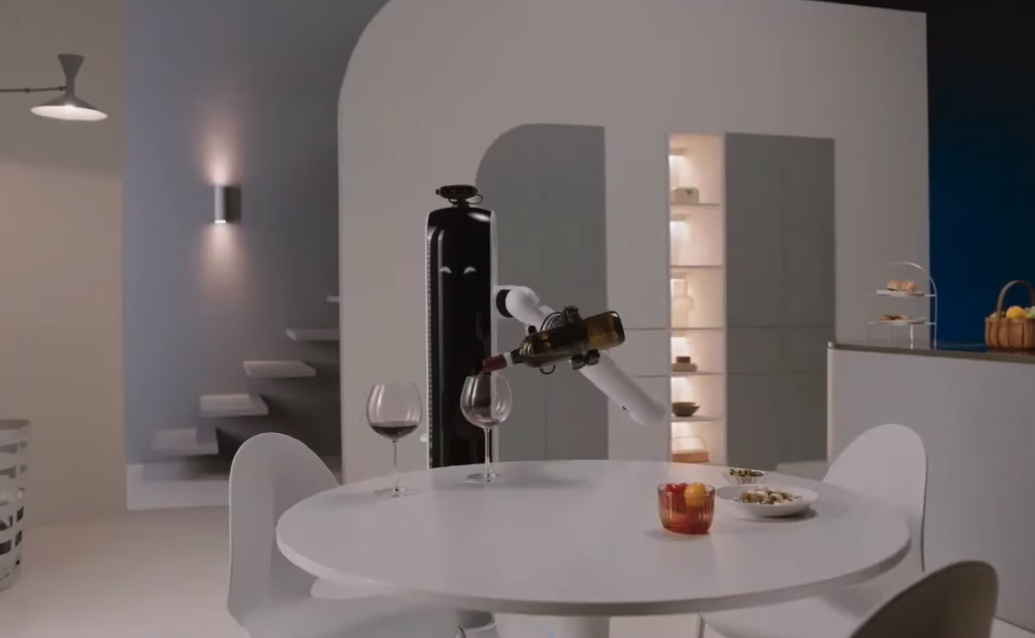Altro che smartphone, tv e frigoriferi: questo automa domestico sarà una vera e propria rivoluzione per la famiglia