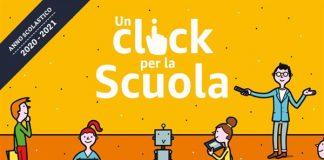 """Amazon ha già donato 3,4 milioni di Euro di credito virtuale alle scuole in Italia grazie all'iniziativa """"Un Click per la Scuola"""", in corso fino al 21 marzo"""