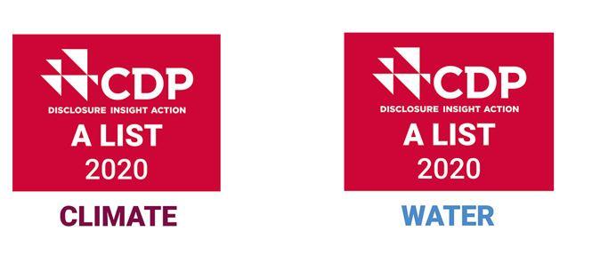 Canon presente in due categorie della A List di CDP