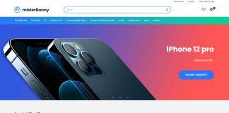 misterBonny sceglie GFT per lo sviluppo di infrastruttura e identity branding della piattaforma di vendita online