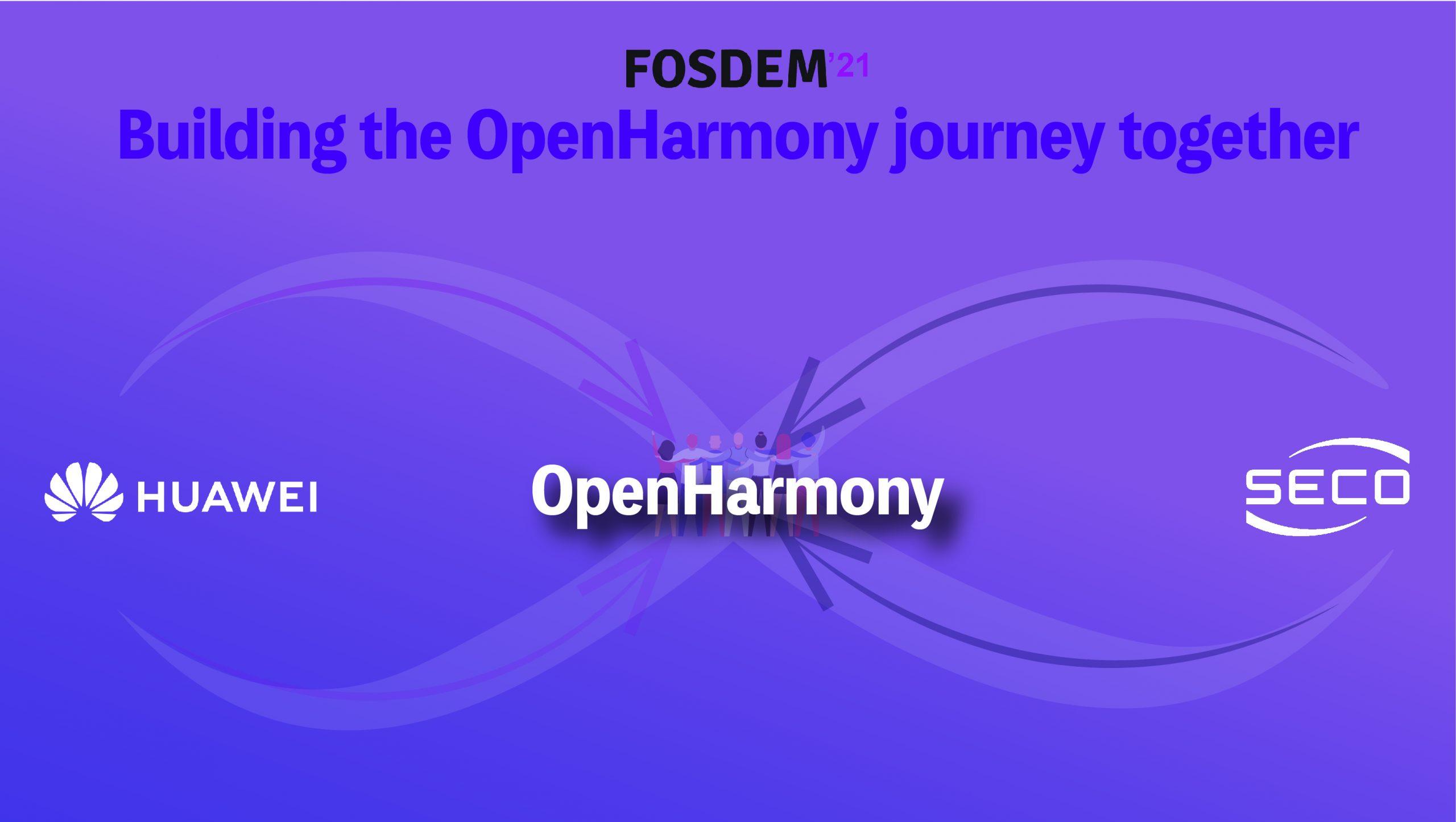 Huawei annuncia il primo partner europeo per OpenHarmony
