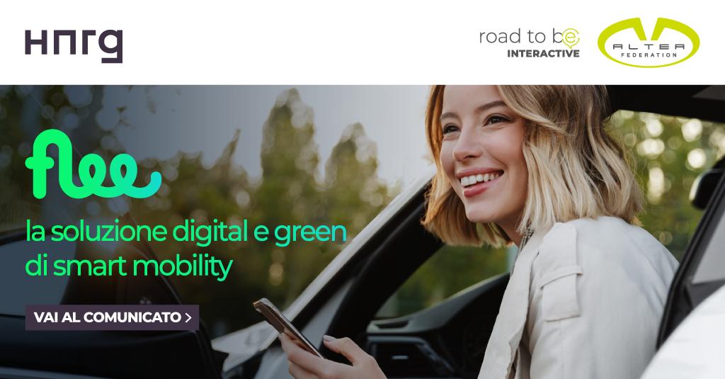 HNGR e Aon insieme per Flee, la soluzione digital e green di Smart Mobility