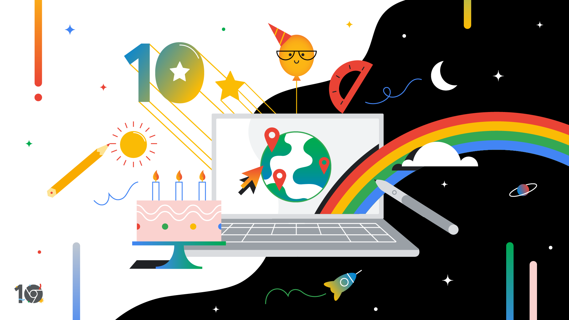 Il Chromebook festeggia 10 anni