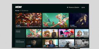 Amazon e SKY, l'app NOW disponibile sui dispositivi Fire TV
