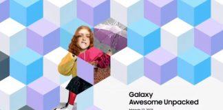 Samsung Unpacked il 17 marzo: tutte le novità