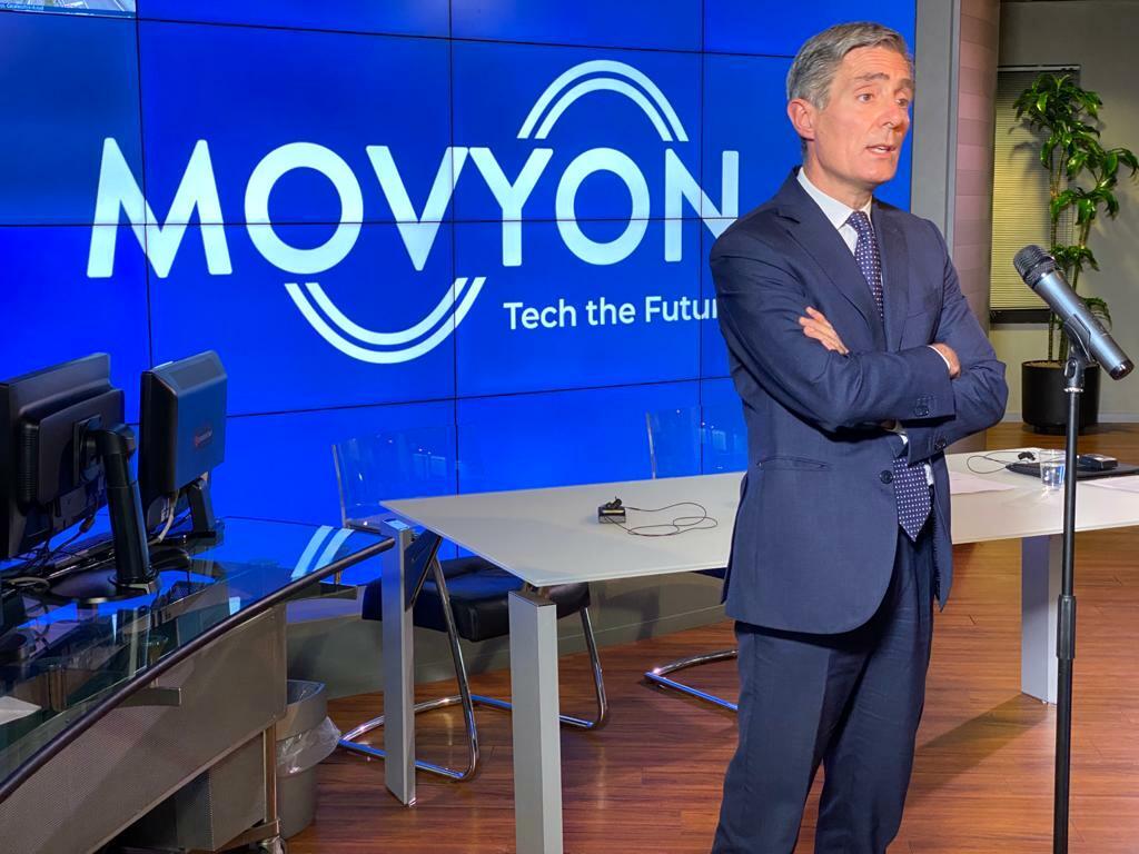 Autostrade Tech diventa Movyon e guarda all'innovazione nella mobilità