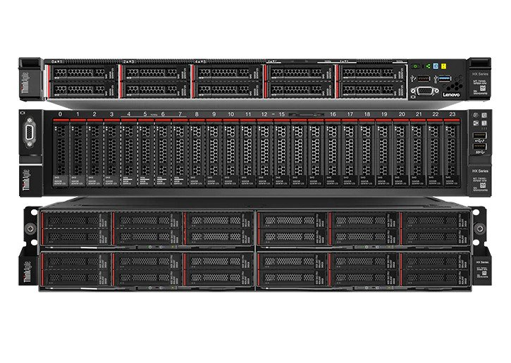 Lenovo annuncia soluzioni Edge to Cloud basate su AMD