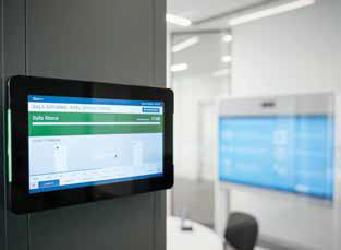 Dall'ufficio allo smart hub