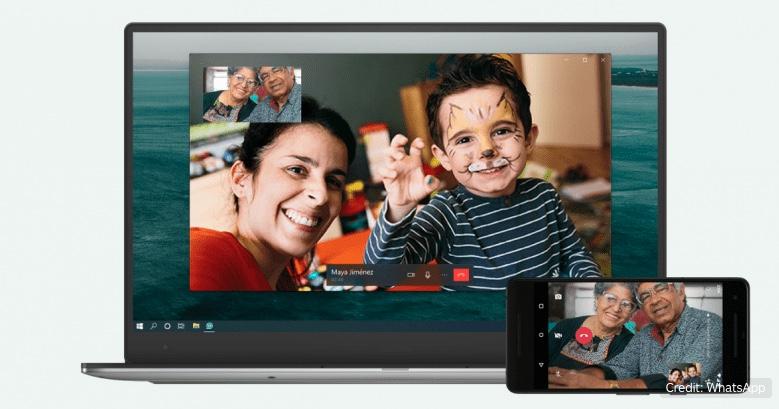 WhatsApp porta finalmente le chiamate vocali e video sul desktop