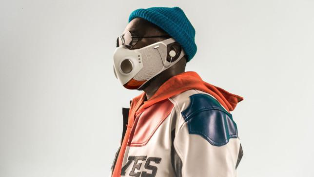 Xupermask è la mascherina con audio ANC