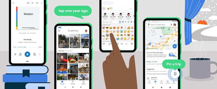 Android 12 potrebbe debuttare il 4 ottobre